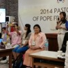 Youth who lunched with Pope laud his Christ-like humility
