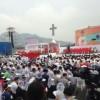 Pope beatifies 124 Korean martyrs, praising their witness to Christ